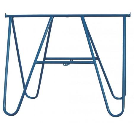 Klapschraag (blauw)