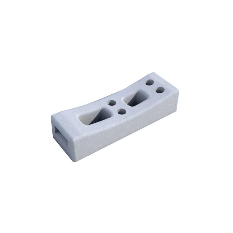 Bouwhekvoet beton